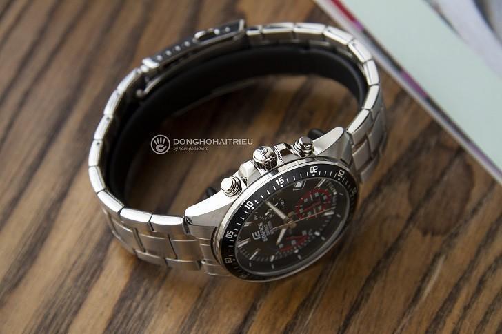 Đồng hồ Casio EFV-540D-1AVUDF giá rẻ, thay pin miễn phí - Ảnh: 6