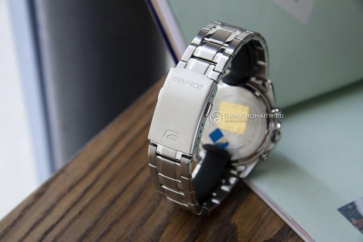 Đồng hồ Casio EFV-540D-1AVUDF giá rẻ, thay pin miễn phí - Ảnh: 7