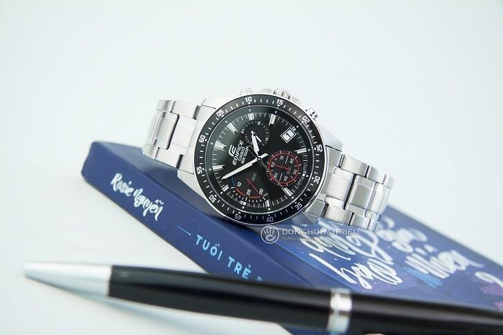 Đồng hồ Casio EFV-540D-1AVUDF giá rẻ, thay pin miễn phí - Ảnh: 3