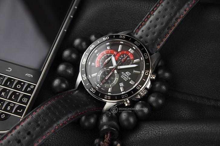 Đồng hồ Casio EFV-550L-1AVUDF WR100m, có Chronograph - Ảnh: 1
