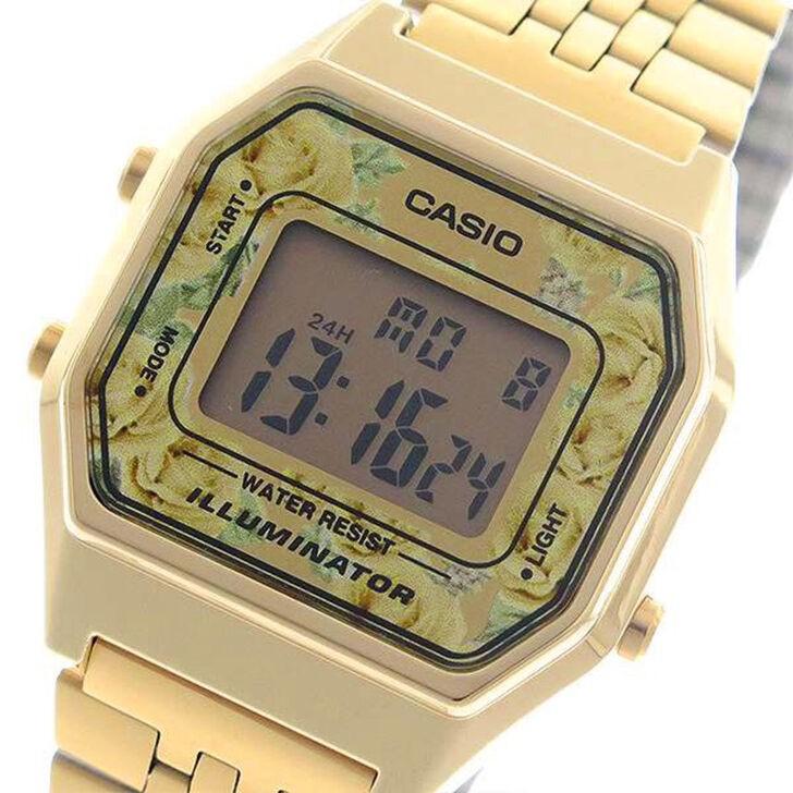 Đồng hồ Casio LA680WGA-9CDF giá rẻ, được thay pin miễn phí - Ảnh 2
