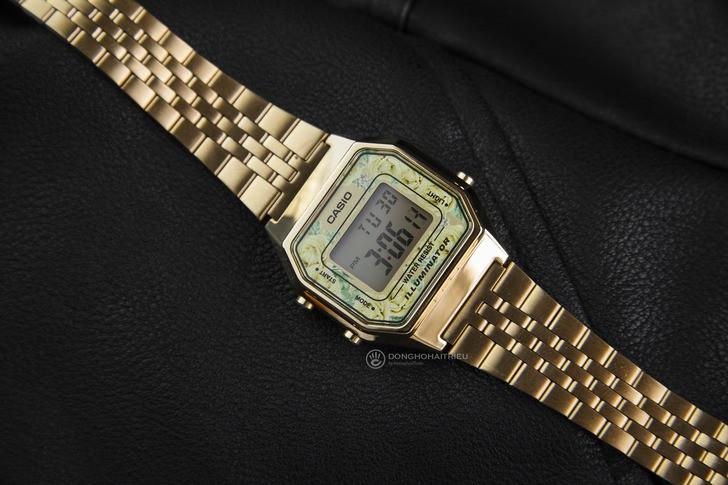 Đồng hồ Casio LA680WGA-9CDF giá rẻ, được thay pin miễn phí - Ảnh 5