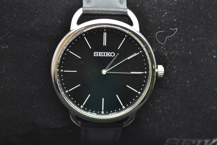 Đồng hồ Seiko SUR233P1 giá rẻ, thay pin miễn phí trọn đời - Ảnh 1