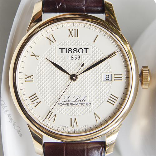 Hiểu Biết Và Đánh Giá Đồng Hồ Tissot 1853 Le Locle Automatic T0064073626300-1