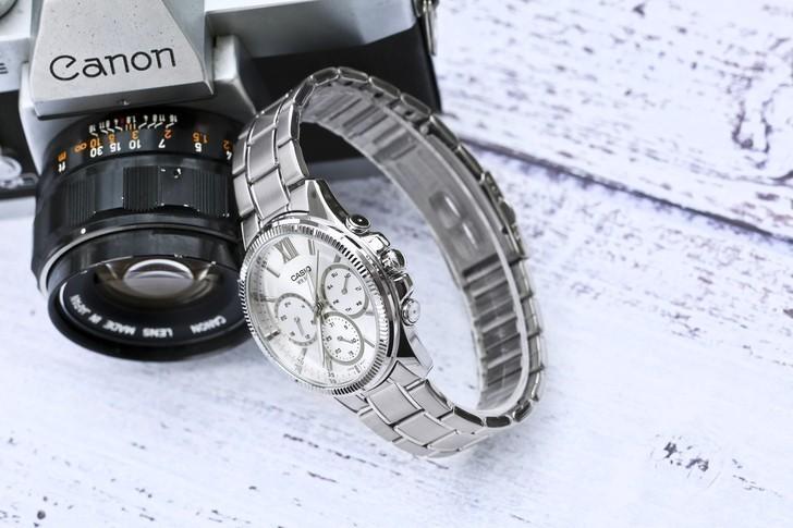 Đồng hồ Casio MTP-E315D-7AVDF giá rẻ, thay pin miễn phí - Ảnh 2