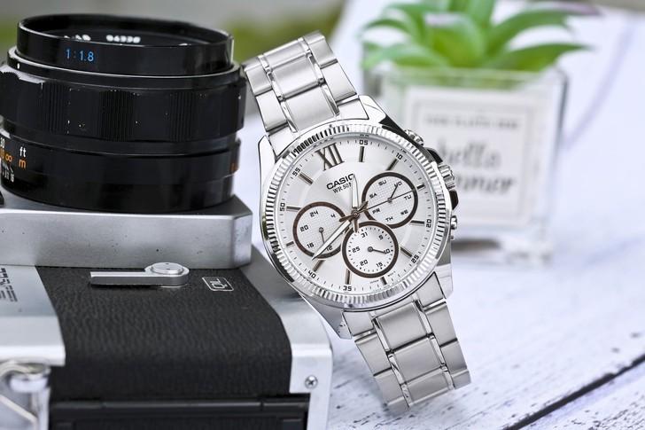 Đồng hồ Casio MTP-E315D-7AVDF giá rẻ, thay pin miễn phí - Ảnh 3