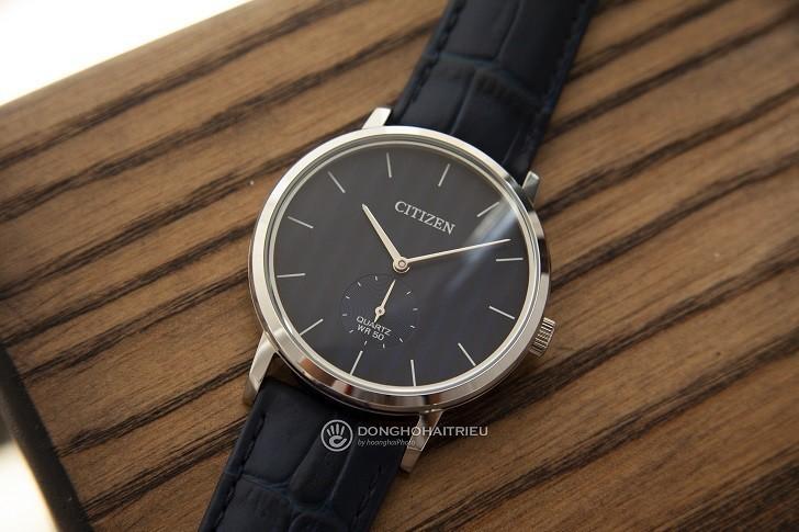 Đồng hồ nam Citizen BE9170-05L thay pin miễn phí trọn đời - Ảnh 1
