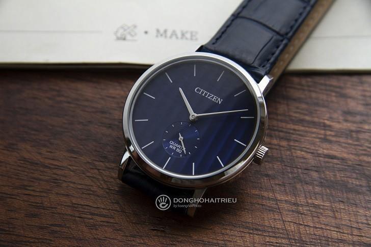 Đồng hồ nam Citizen BE9170-05L thay pin miễn phí trọn đời - Ảnh 4