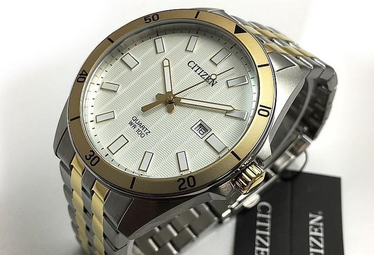 Đồng hồ nam Citizen BI5056-58A giá rẻ, thay pin miễn phí - Ảnh 3