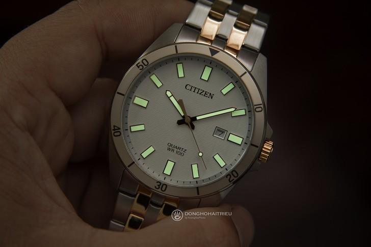 Đồng hồ nam Citizen BI5056-58A giá rẻ, thay pin miễn phí - Ảnh 6