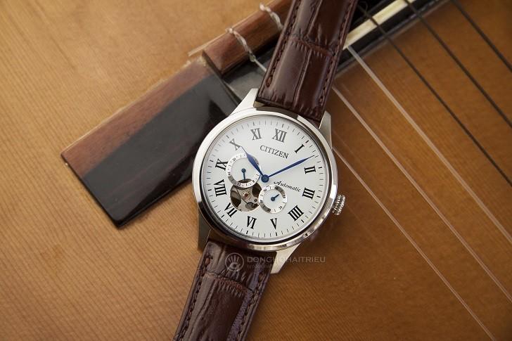 Đồng hồ Citizen NP1020-15A giá rẻ, cơ lộ máy Nhật Bản - Ảnh: 1