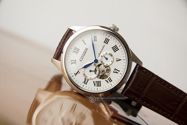 Đồng hồ Citizen NP1020-15A giá rẻ, cơ lộ máy Nhật Bản - Ảnh: 2