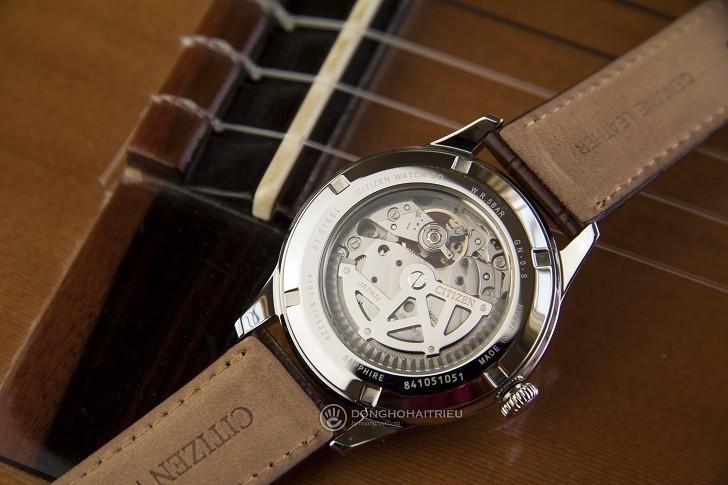 Đồng hồ Citizen NP1020-15A giá rẻ, cơ lộ máy Nhật Bản - Ảnh: 5
