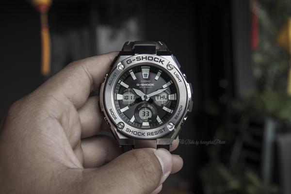 Có Gì Đặc Biệt Ở Đồng Hồ G-Shock G-Steel GST-S130L-1ADR Siêu Phẩm 1