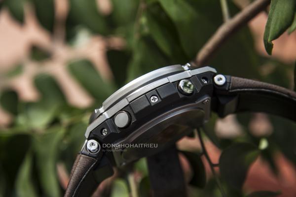 Có Gì Đặc Biệt Ở Đồng Hồ G-Shock G-Steel GST-S130L-1ADR Siêu Phẩm Cấu Trúc Lớp