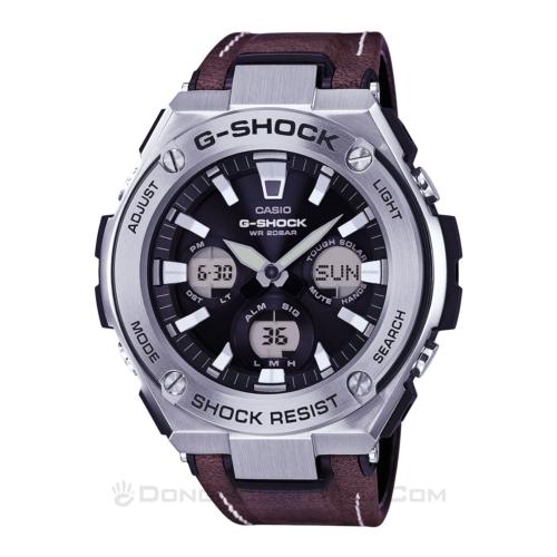 """Có Gì Đặc Biệt Ở G-Shock G-Steel GST-S130L-1ADR Cực Phẩm """"Man"""""""