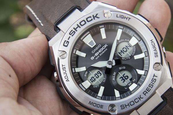 Có Gì Đặc Biệt Ở Đồng Hồ G-Shock G-Steel GST-S130L-1ADR Cực Phẩm Nam Nhân 2