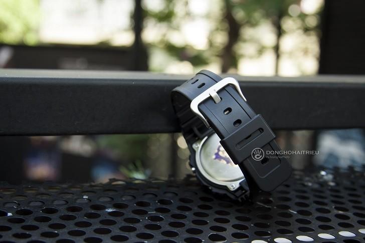 Đồng hồ G-Shock DW-5600BB-1DR chống nước 200m, bơi lặn - Ảnh: 2