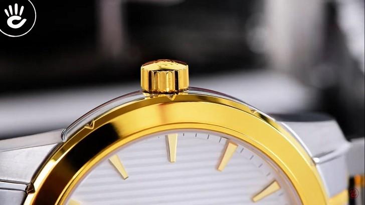 OP 993AGSK-T-8 chưa đến 5 triệu cho đồng hồ cơ kính Sapphire - Ảnh 2