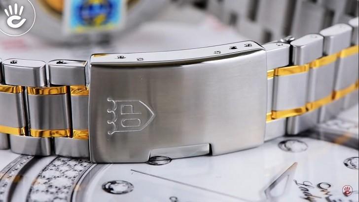 OP 993AGSK-T-8 chưa đến 5 triệu cho đồng hồ cơ kính Sapphire - Ảnh 4