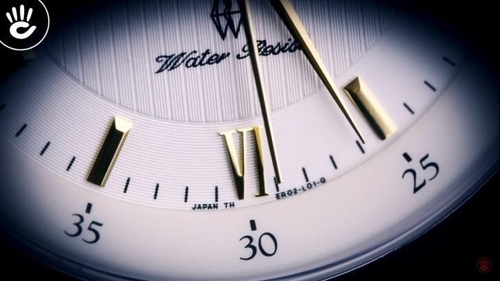 Đồng hồ cơ Orient SER02001W0 máy lắp ráp in-house Nhật Bản - Ảnh: 2
