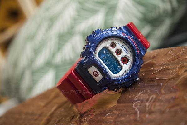 7 Lý Do Bạn Nên Mua Đồng Hồ Pin (Quartz) Thay Đồng Hồ Cơ G-Shock DW-6900AC-2DR