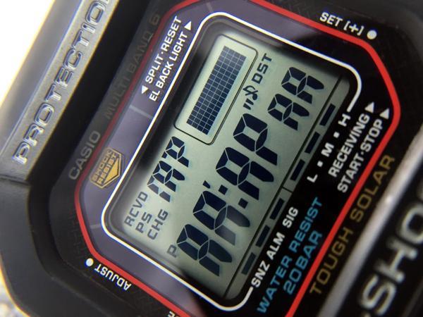 """Cách Test Đồng Hồ Casio G-Shock Bằng Tính Năng Bị """"Ẩn Giấu"""" Bí Mật Test LCD"""