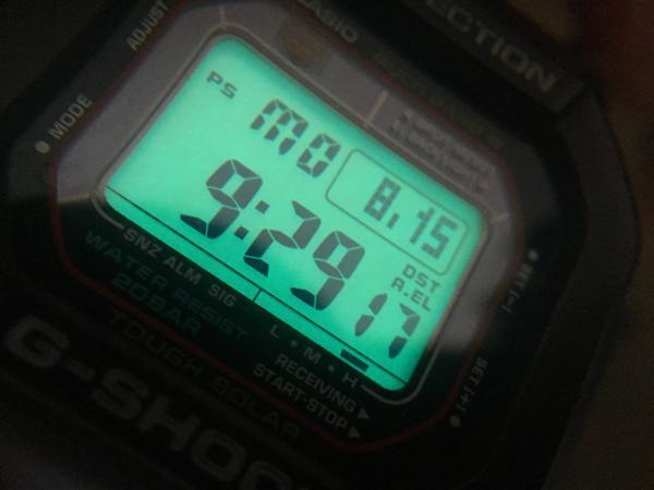 """Cách Test Đồng Hồ Casio G-Shock Bằng Tính Năng Bị """"Ẩn Giấu"""" Bí Mật G-Shock Auto Light"""
