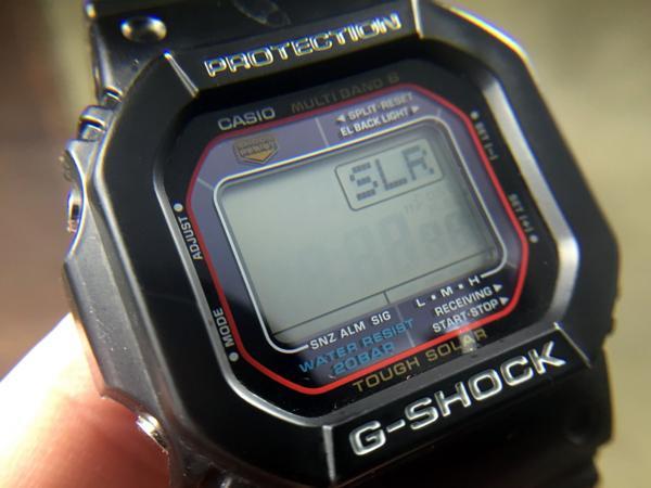 """Cách Test Đồng Hồ Casio G-Shock Bằng Tính Năng Bị """"Ẩn Giấu"""" Bí Mật Solar"""
