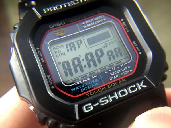 """Cách Test Đồng Hồ Casio G-Shock Bằng Tính Năng Bị """"Ẩn Giấu"""" Bí Mật LCD"""