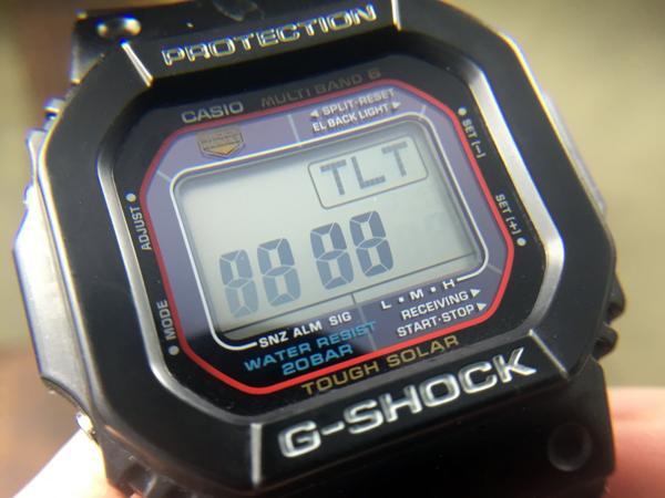 """Cách Test Đồng Hồ Casio G-Shock Bằng Tính Năng Bị """"Ẩn Giấu"""" Bí Mật Tilt Sensor"""