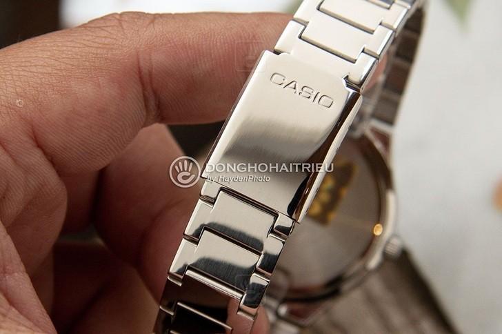 Đồng hồ Casio MTP-1170A-2ARDF sở hữu sắc xanh ấn tượng - Ảnh 5