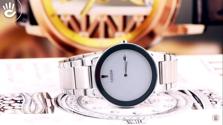 Đồng hồ nam Citizen AU1060-51A bộ máy năng lượng ánh sáng - Ảnh 1