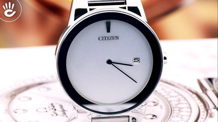 Đồng hồ nam Citizen AU1060-51A bộ máy năng lượng ánh sáng - Ảnh 4