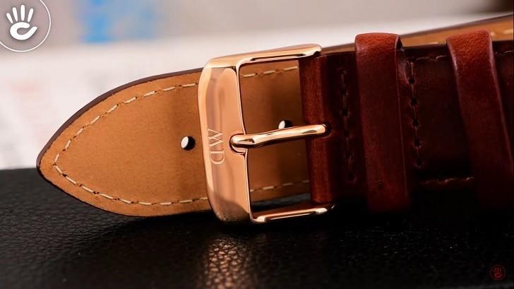 Đồng hồ nam Daniel Wellington DW00100124 thay pin miễn phí - Ảnh 2