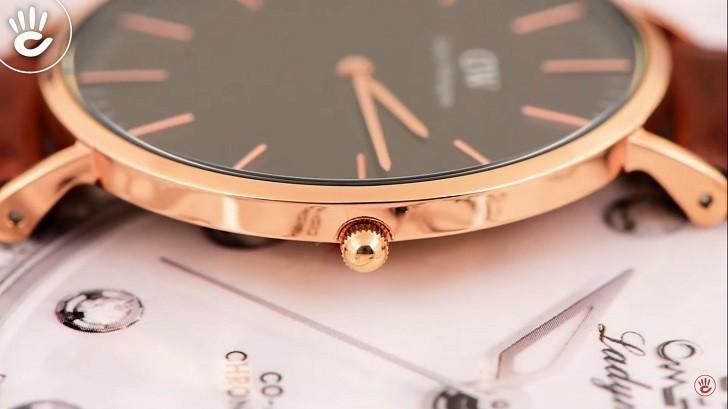 Đồng hồ nam Daniel Wellington DW00100124 thay pin miễn phí - Ảnh 4