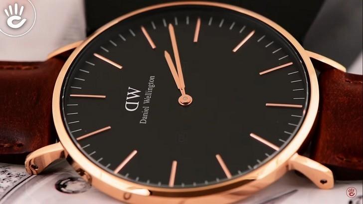 Đồng hồ nam Daniel Wellington DW00100124 thay pin miễn phí - Ảnh 5