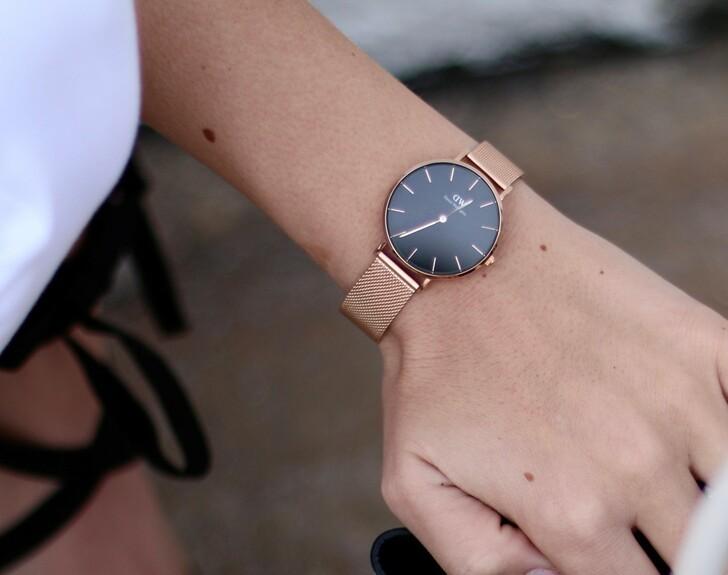 Đồng hồ nữ Daniel Wellington DW00100217 thay pin miễn phí - Ảnh 6