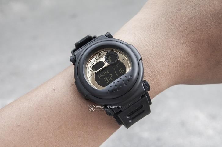 """""""Dị Bản"""" G-Shock G-001CB-1DR Thuyết Phục Ngay Ở Kiểu Dáng Ngoài - 3"""