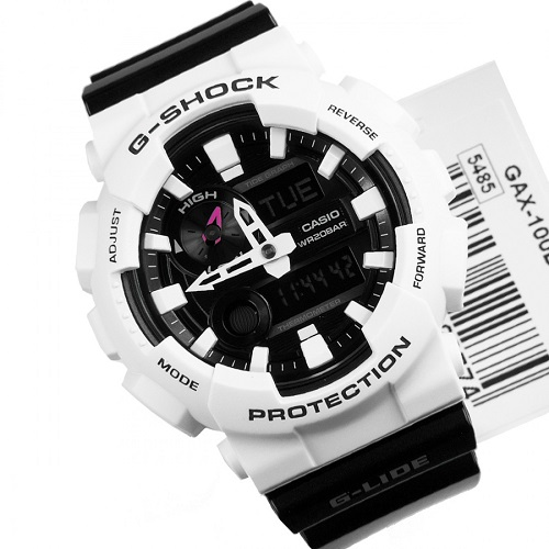 Đồng Hồ G-Shock GAX-100B-7ADR Đa Năng Giá Chỉ Hơn 4 Triệu