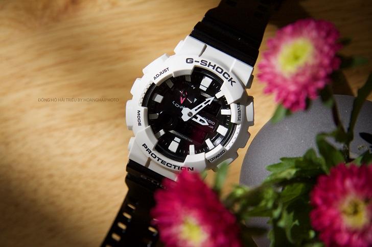 Đồng Hồ G-Shock GAX-100B-7ADR Đa Năng Giá Chỉ Hơn 4 Triệu - 4