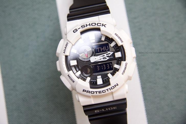 Đồng Hồ G-Shock GAX-100B-7ADR Đa Năng Giá Chỉ Hơn 4 Triệu - 2