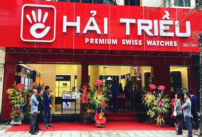 Đồng Hồ Hải Triều - Chi nhánh 80 Cửa Bắc, Hà Nội