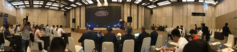 Đồng Hồ Hải Triều Nhận Giải Đại Lý Đồng Hồ Orient Xuất Sắc Nhất 2018 Hội Nghị 2018 Tân Hải Minh