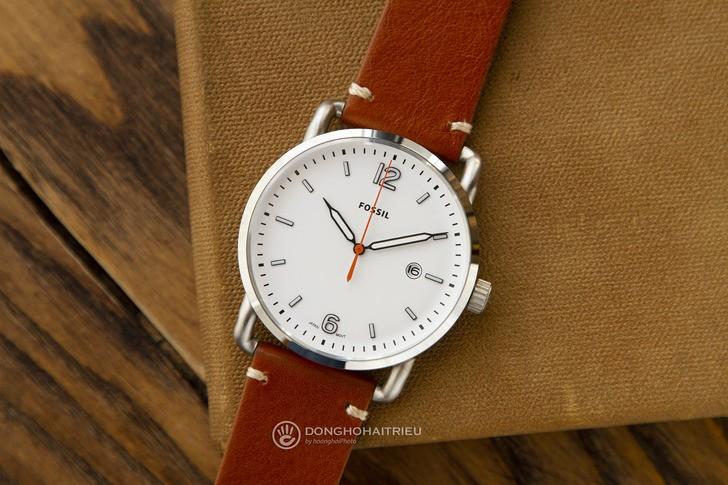 Đồng hồ Fossil FS5395: Thiết kế lịch lãm cho mọi quý ông - Ảnh 1