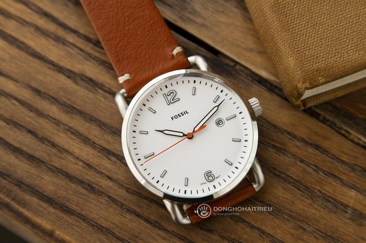 Đồng hồ Fossil FS5395: Thiết kế lịch lãm cho mọi quý ông - Ảnh 2