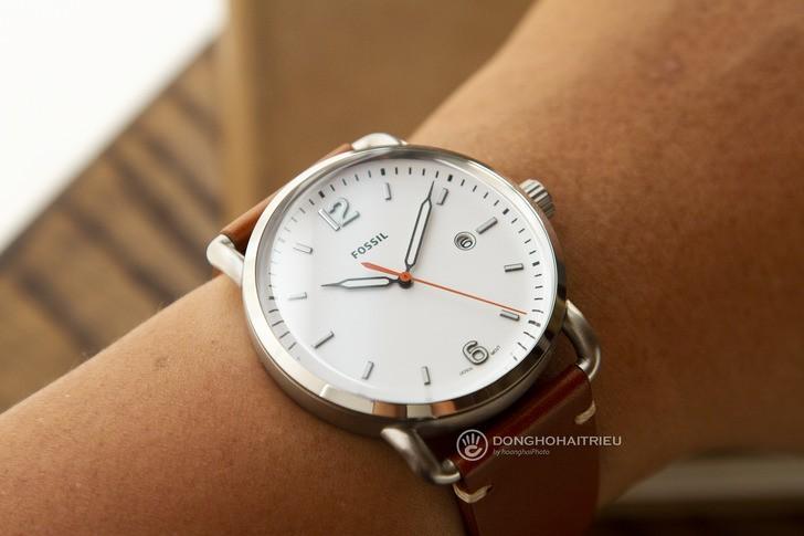 Đồng hồ Fossil FS5395: Thiết kế lịch lãm cho mọi quý ông - Ảnh 3