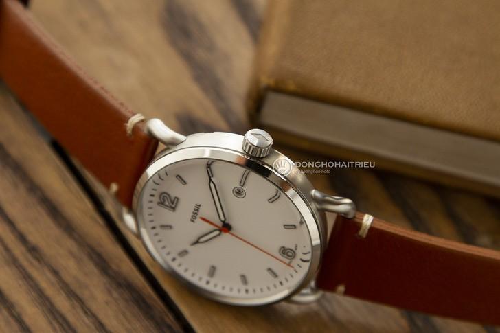 Đồng hồ Fossil FS5395: Thiết kế lịch lãm cho mọi quý ông - Ảnh 5