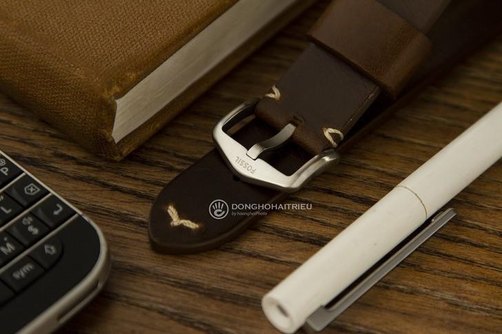 Đồng hồ Fossil FS5402 giá rẻ, miễn phí thay pin trọn đời - Ảnh 4