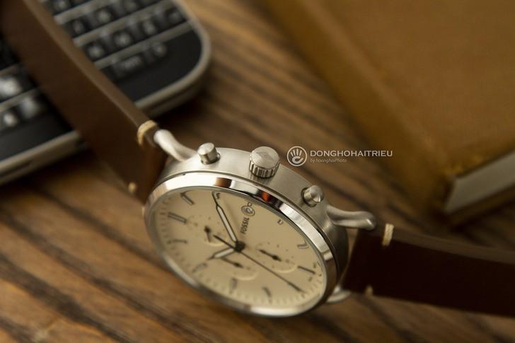 Đồng hồ Fossil FS5402 giá rẻ, miễn phí thay pin trọn đời - Ảnh 5